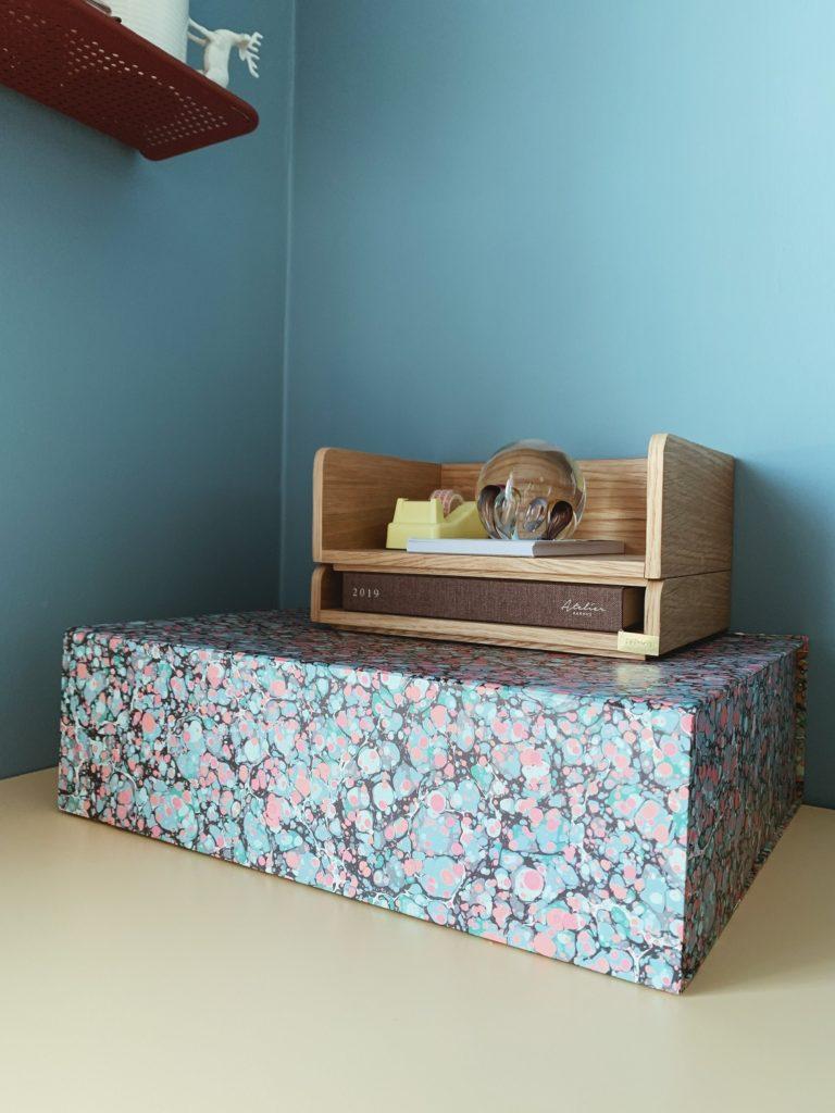 Indretning af <strong>kontor & gæsteværelse</strong> i nybyg - Nu med farve på væggen 13