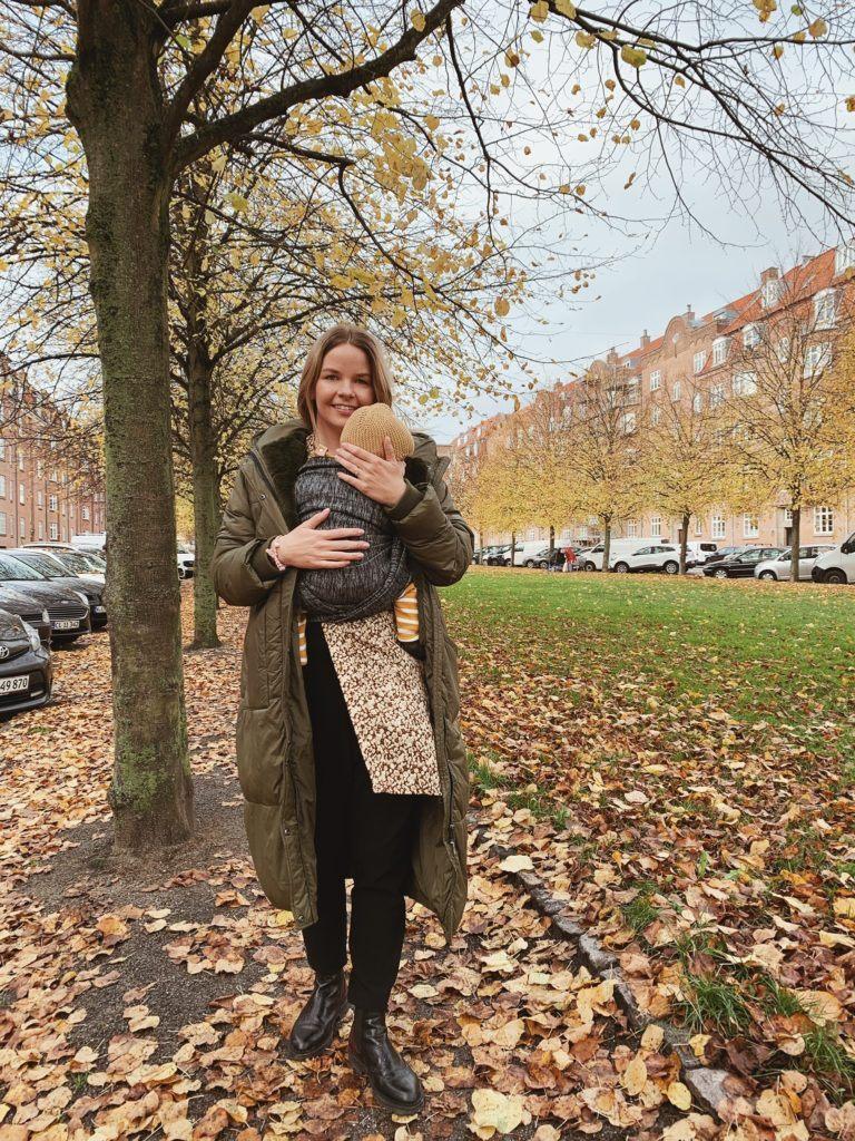 Babybæring: Interview med <strong>slyngevejleder</strong> Kamilla fra Minikram.dk 5