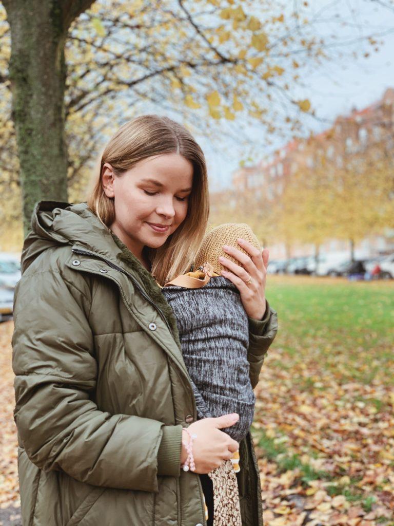 Babybæring: Interview med <strong>slyngevejleder</strong> Kamilla fra Minikram.dk 9