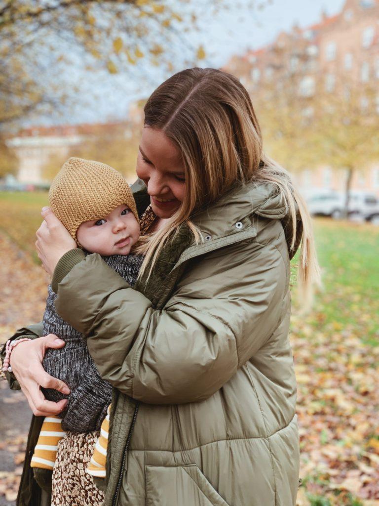 Babybæring: Interview med <strong>slyngevejleder</strong> Kamilla fra Minikram.dk 1