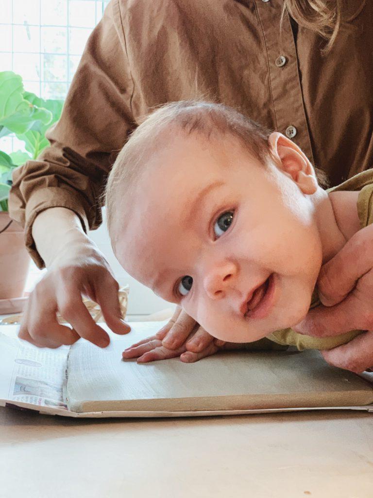 Ide til barsels- eller dåbsgave: <strong>Babyaftryk</strong> af fødder & hænder 3