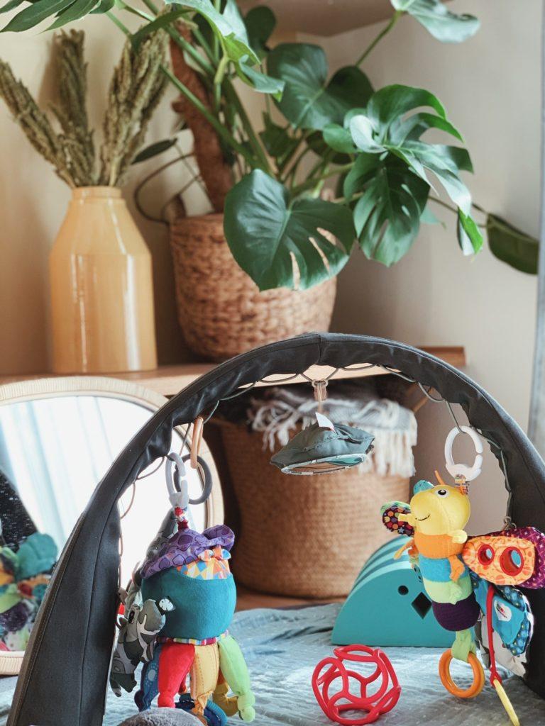 <strong>Legetøj og aktiviteter</strong> til baby 3-6 måneder 1