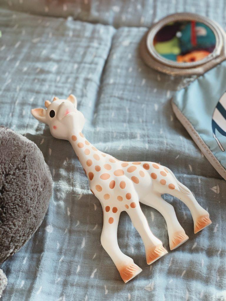 <strong>Legetøj og aktiviteter</strong> til baby 3-6 måneder 13