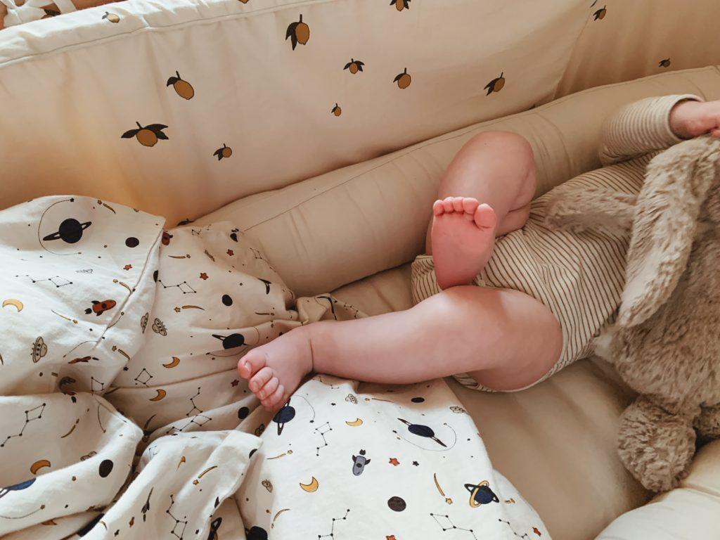 Søvnrutiner & <strong> søvnhjul </strong>: Baby 5 måneder 9