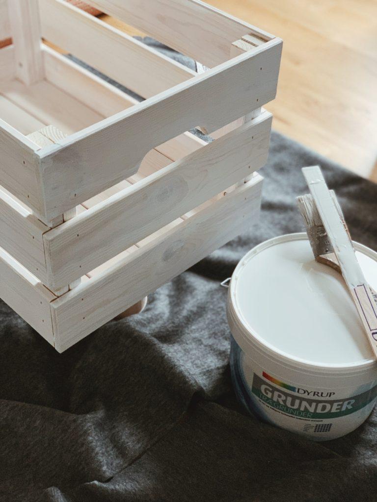 Guide maling af møbler