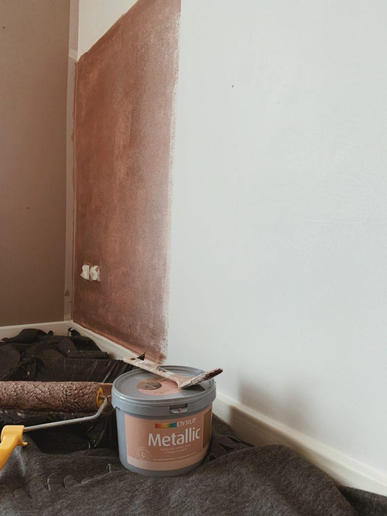DIY maling af vægge