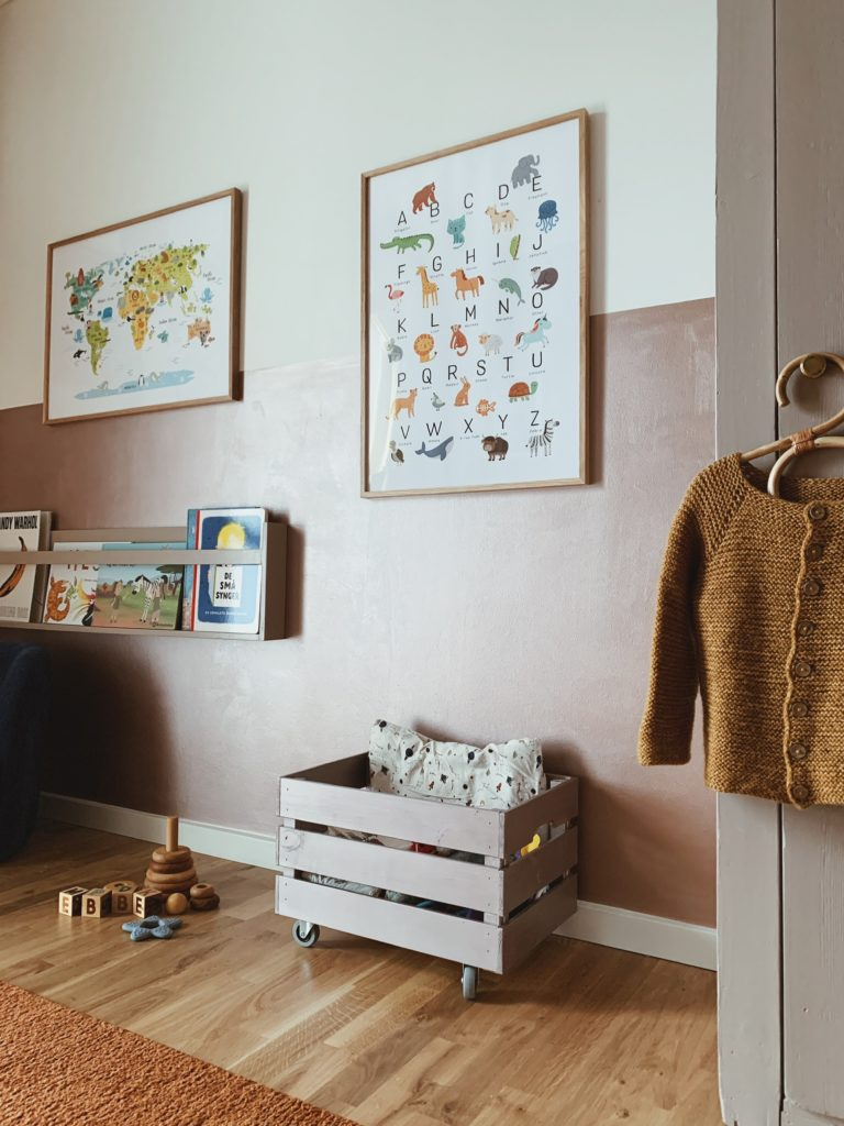 Guide maling af vægge