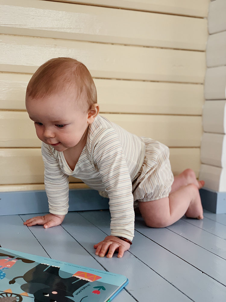 Sommerhus med <strong>baby 9 måneder</strong> - Pakkeliste 5
