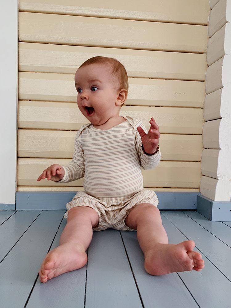 Sommerhus med <strong>baby 9 måneder</strong> - Pakkeliste 9