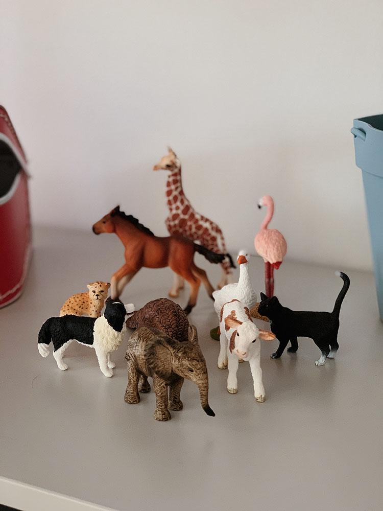 Schleich dyr