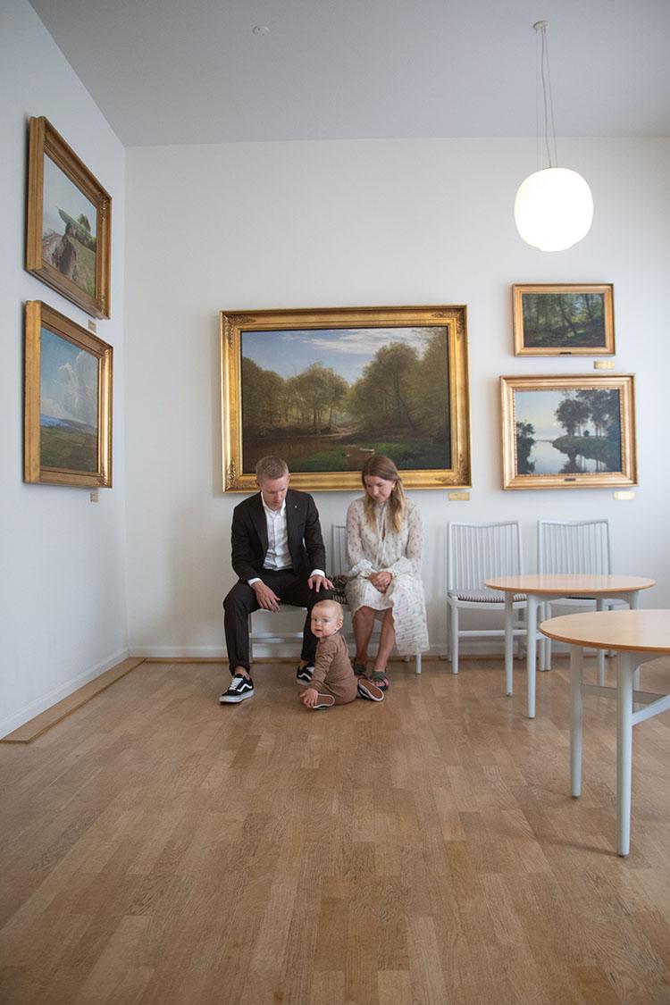 Gimm Larsen <strong>180620</strong> - Vores vielse på Aarhus Rådhus 5