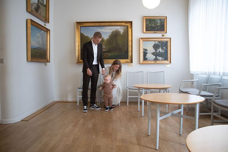 Gimm Larsen <strong>180620</strong> - Vores vielse på Aarhus Rådhus 7