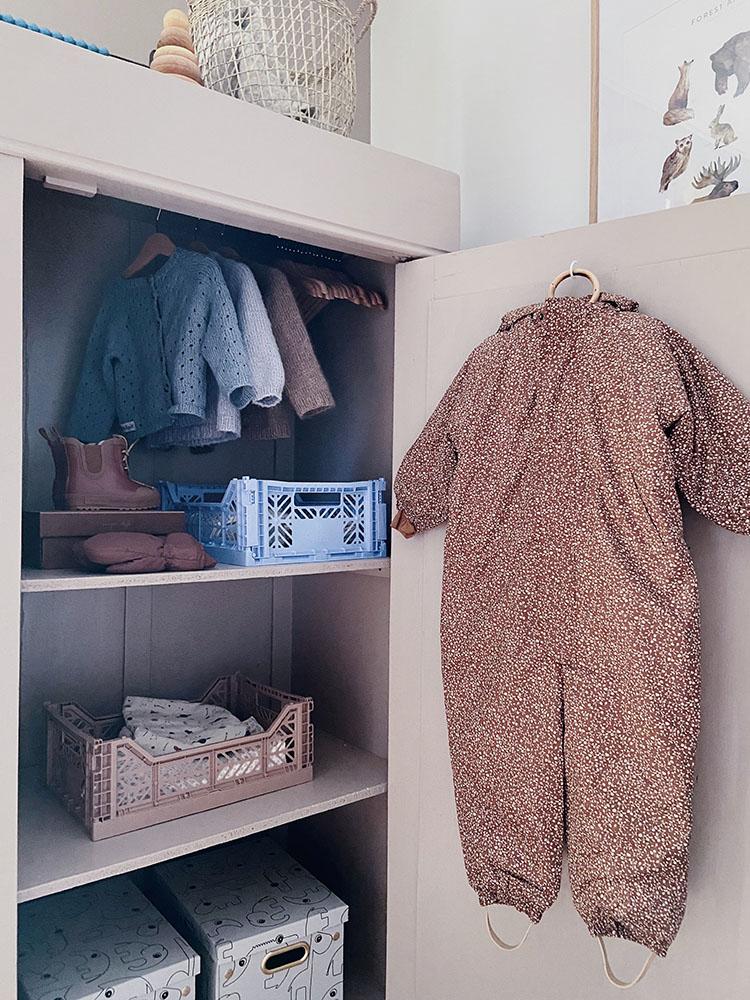 Vinter garderobe - Baby 1 år 3