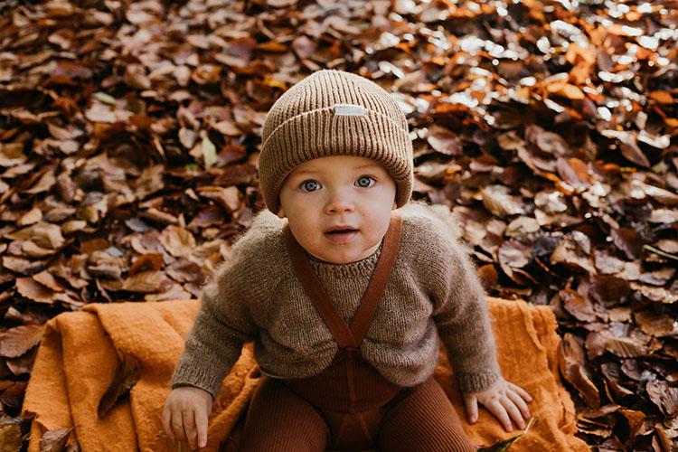 Familie fotografering i Aarhus: <strong>Efterårsbilleder</strong> til julegaver 15