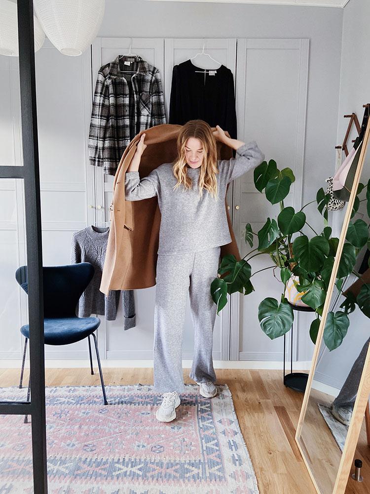 efterårs garderobe