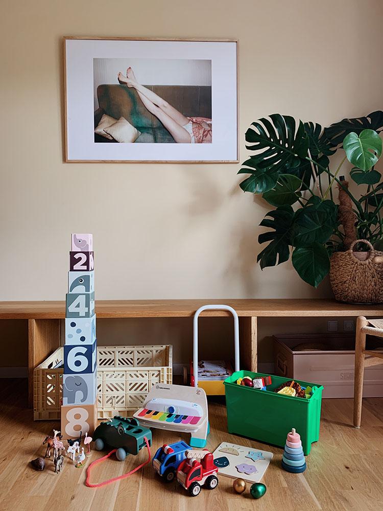 Legetøj og aktiviteter - <strong>Baby 1 år</strong> (+ fødselsdagsønsker) 6