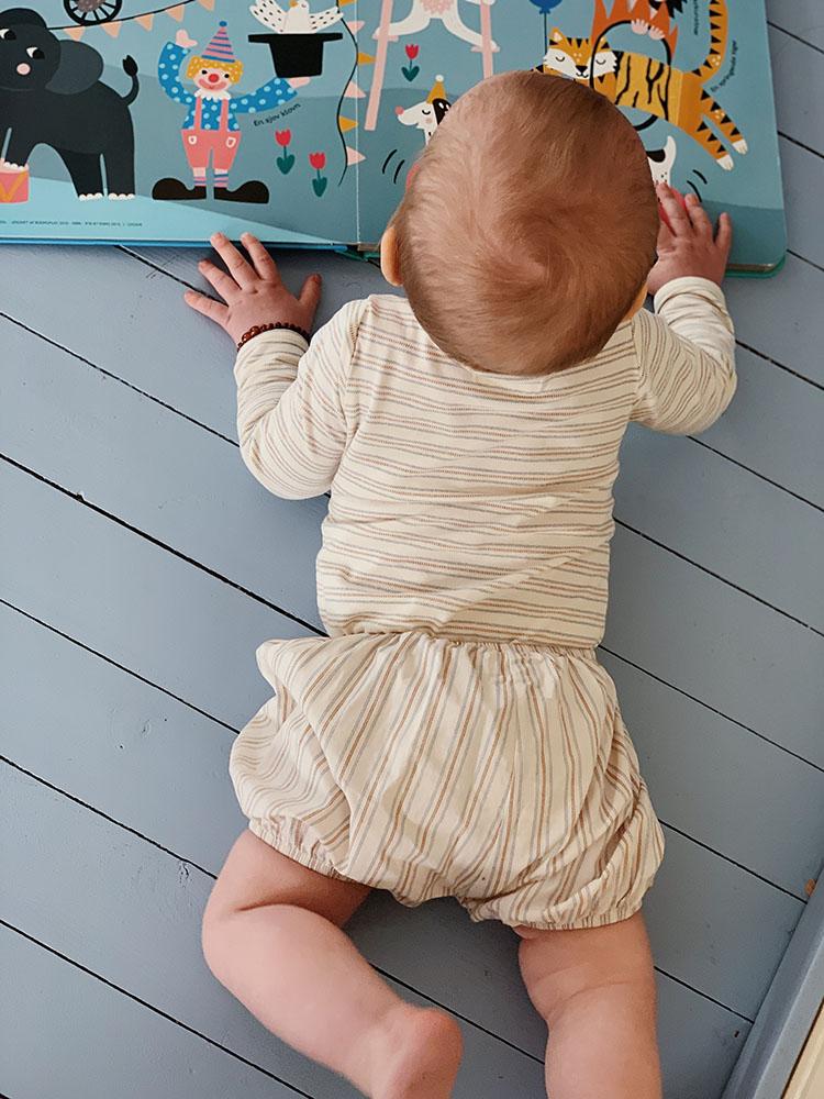 Sommerhus med <strong>baby 9 måneder</strong> - Pakkeliste 7