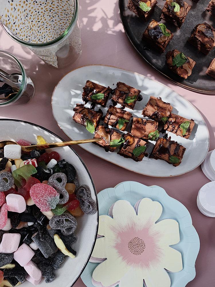 Havefest festpynt catering