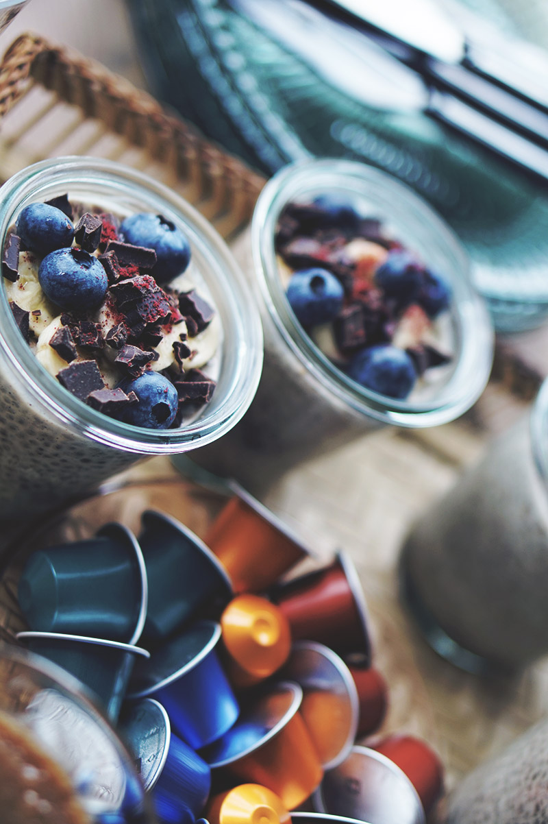 Nespresso Breakfast Club: <strong>Morgenmads opskrifter</strong> med kaffe 11