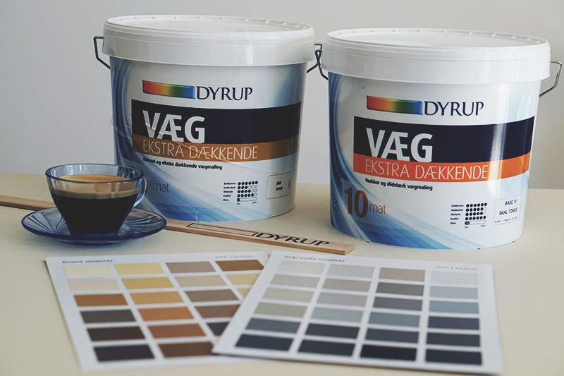 Indret med farver - Sådan vælger du de <strong>helt rigtige</strong> farver til dit hjem 9