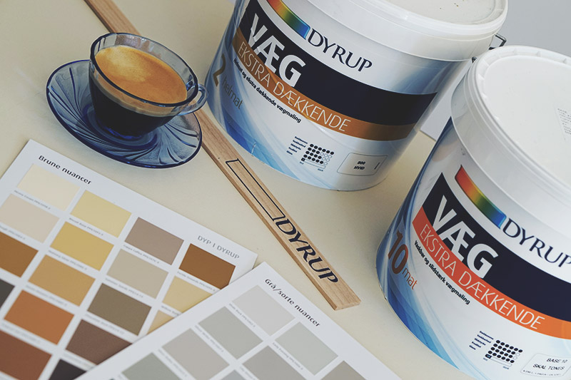 Indret med farver - Sådan vælger du de <strong>helt rigtige</strong> farver til dit hjem 11