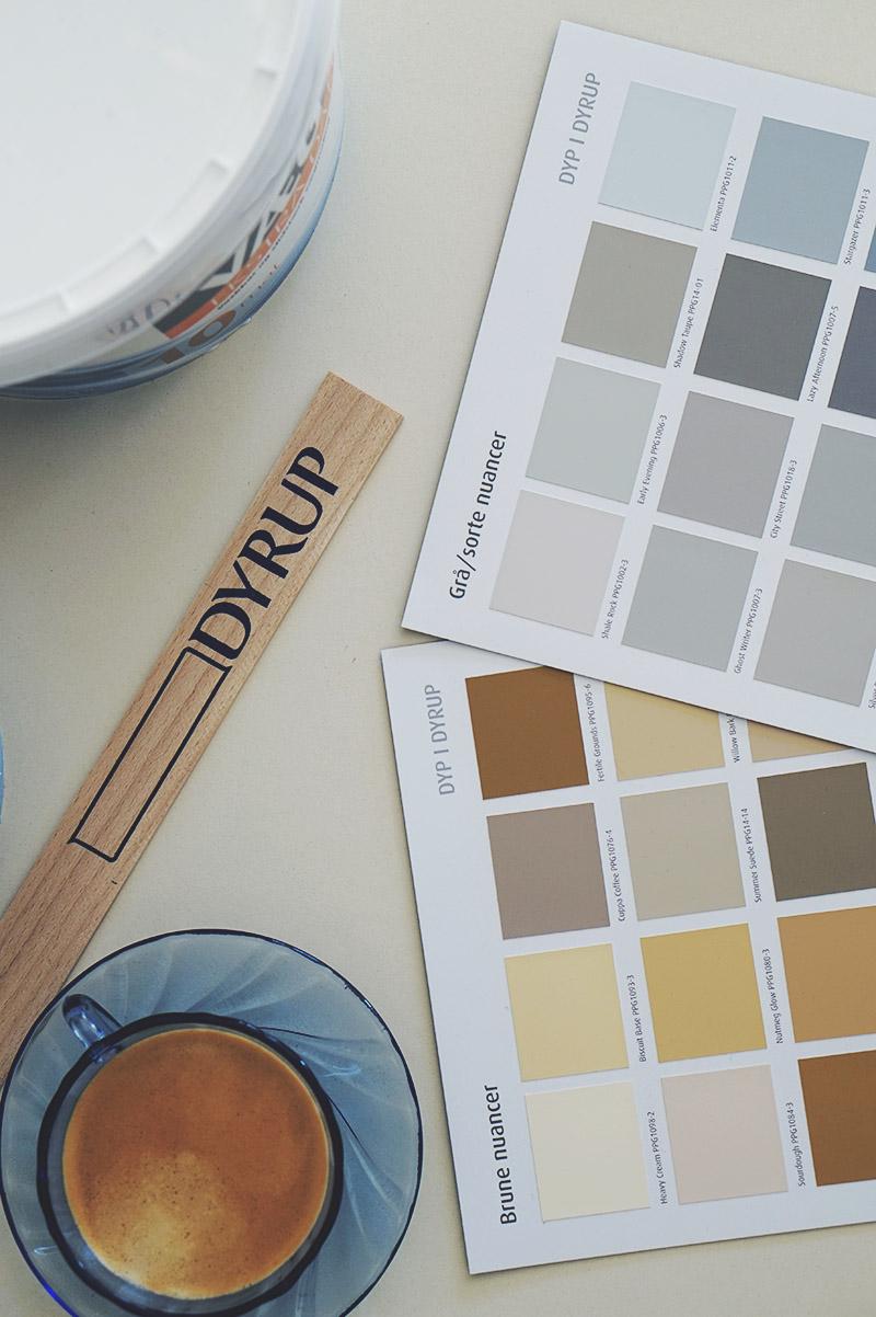 Indret med farver - Sådan vælger du de <strong>helt rigtige</strong> farver til dit hjem 1