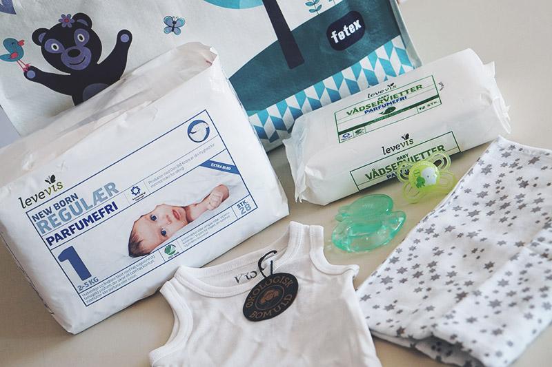 Graviditet: <strong>Gratis</strong> babypakker 5