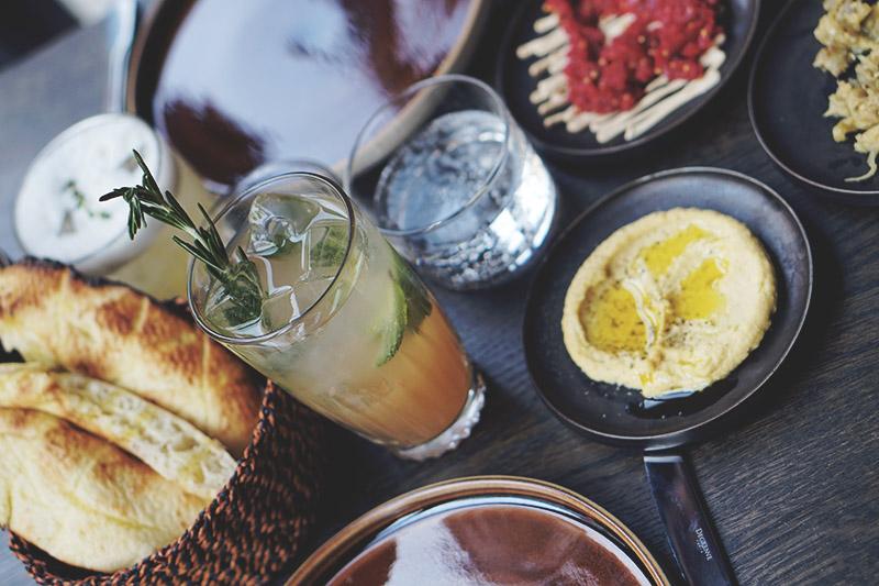 KBH: <strong>Madklubbens nye restaurant</strong> Bazaar 9
