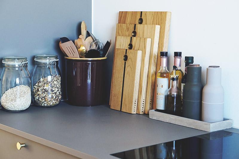 Vores køkken: Valg af køkkenelementer, <strong>hårde hvidevarer</strong> og detaljer i indretningen 3