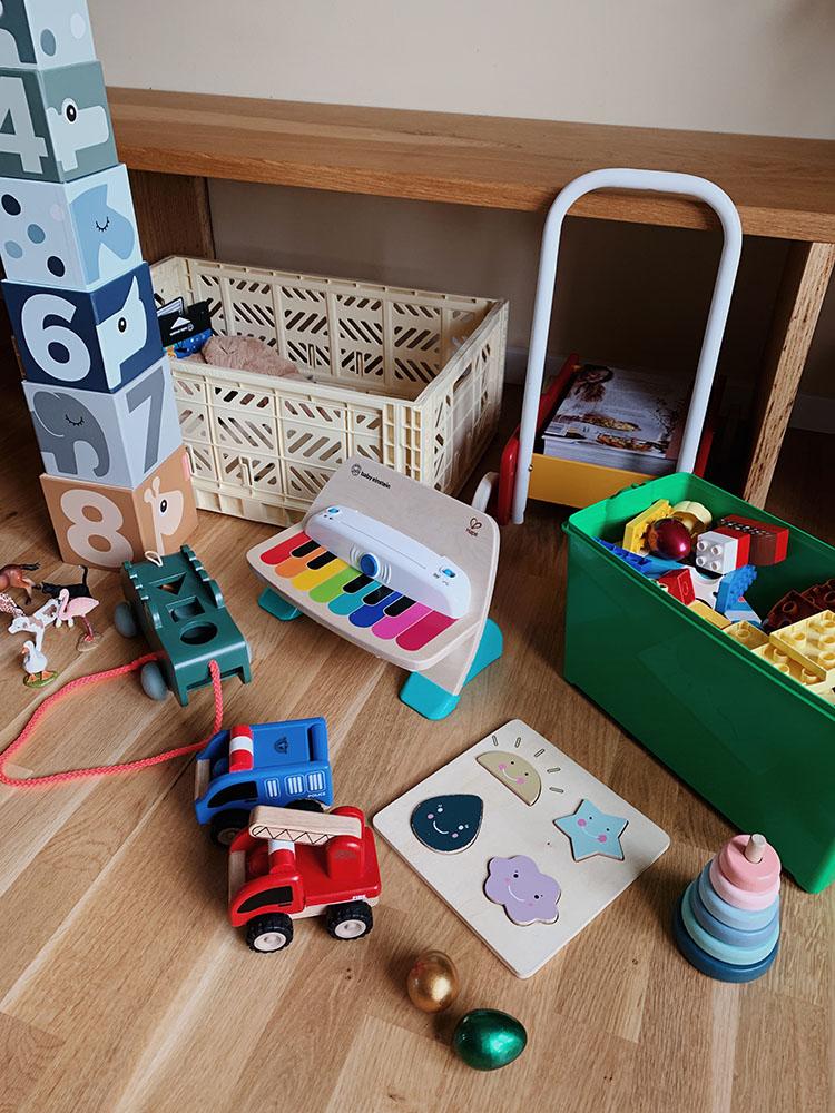 Legetøj og aktiviteter - <strong>Baby 1 år</strong> (+ fødselsdagsønsker) 4