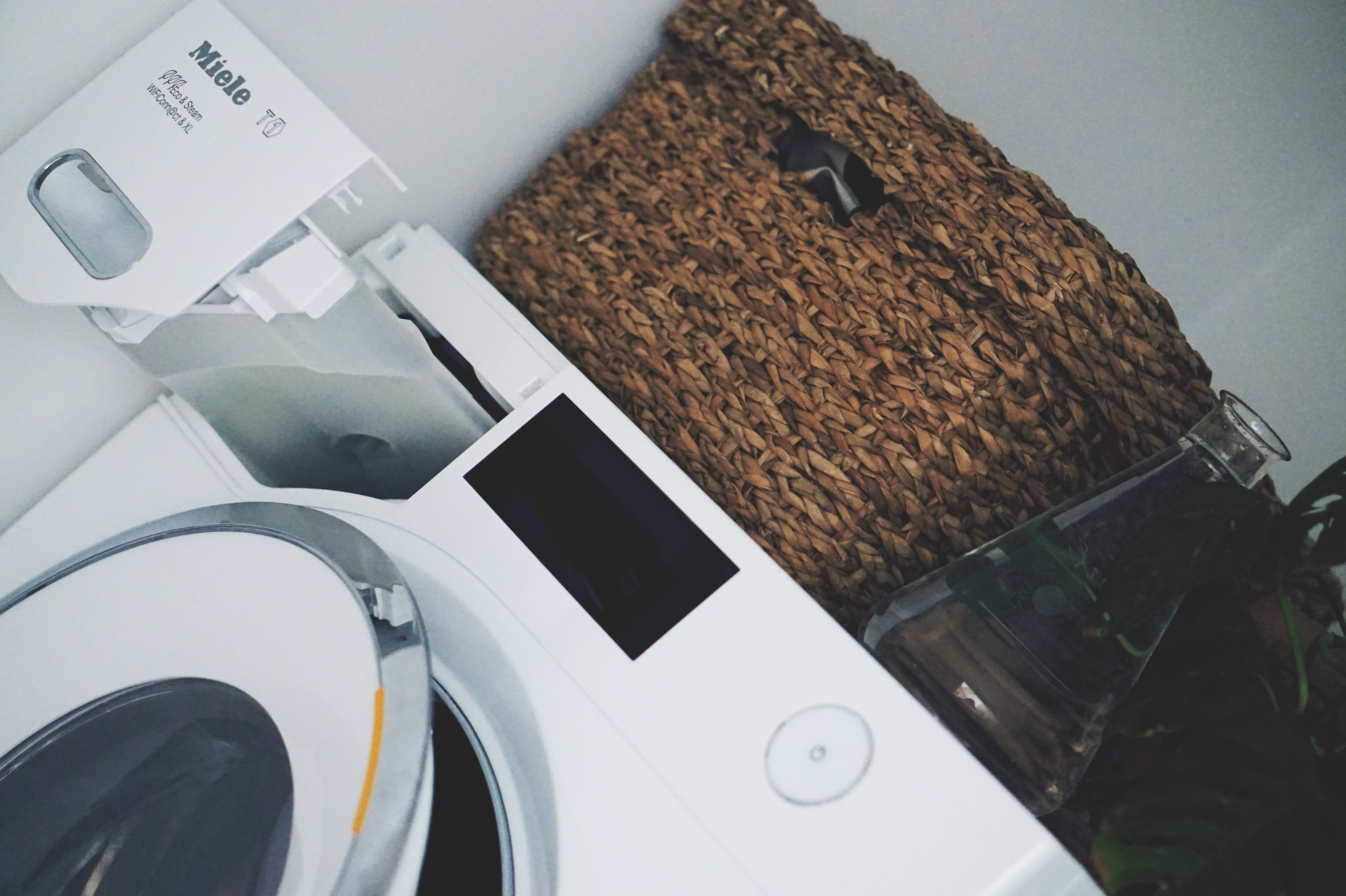 Huskøb: Livet med bryggers og <strong>Mieles</strong> vaskemaskine og tørretumbler 13