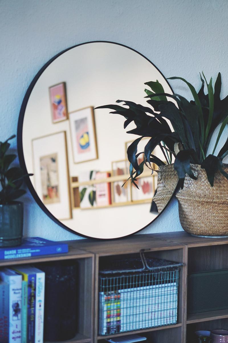 Interiør: <strong>Runde spejle</strong> til stuen, entréen eller badeværelset 1