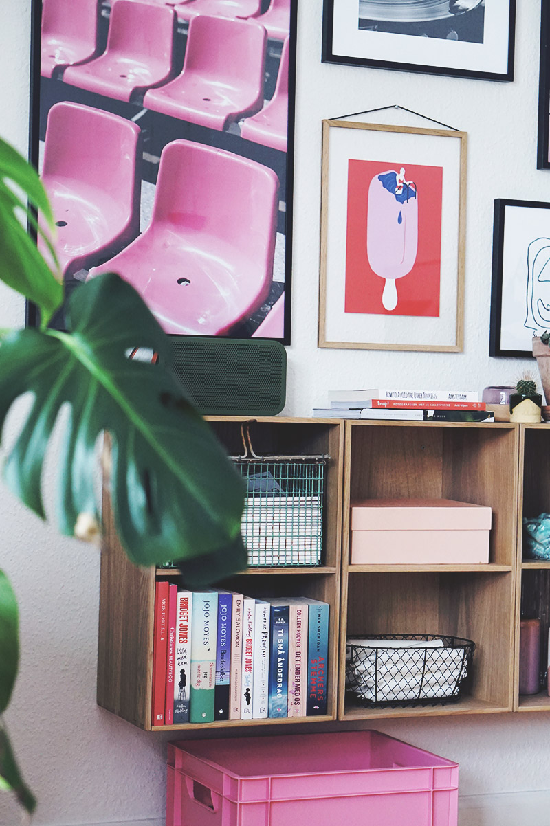 Interiør: Ny <strong>billedvæg</strong> i stuen 11