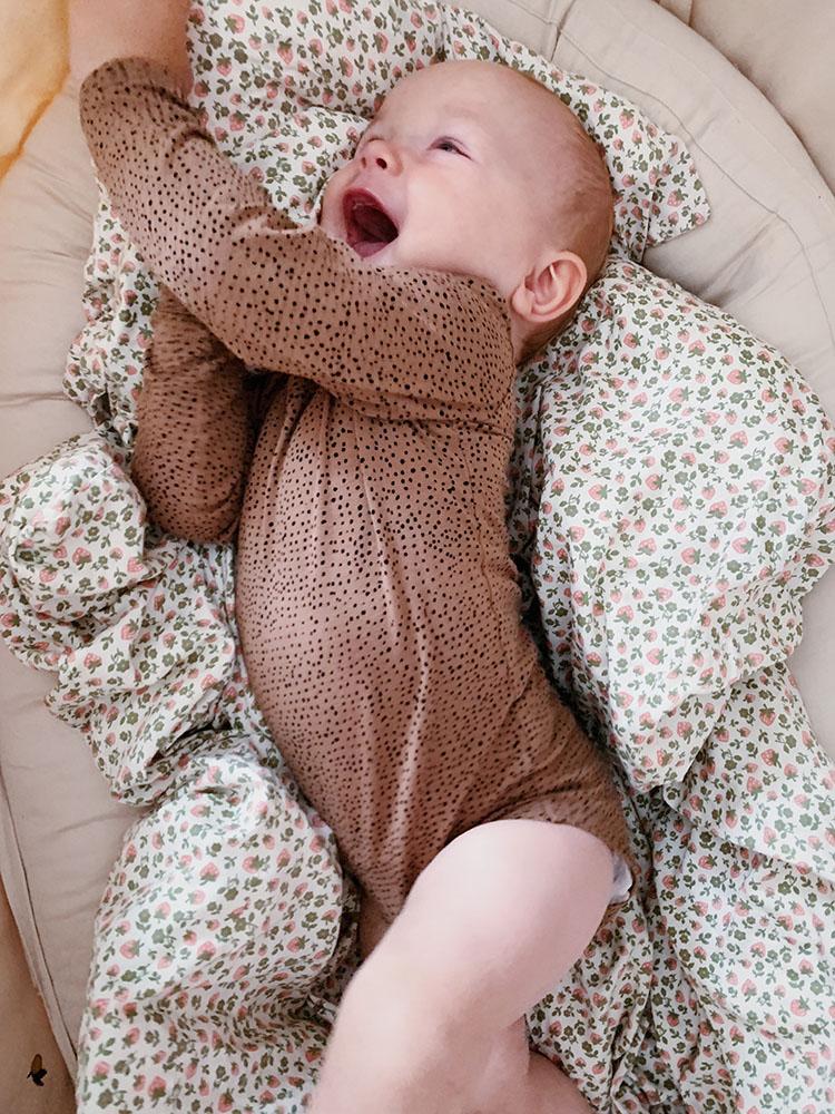Ændring af <strong>babys søvnrutine</strong>: Slut med at vågne kl. 5 9