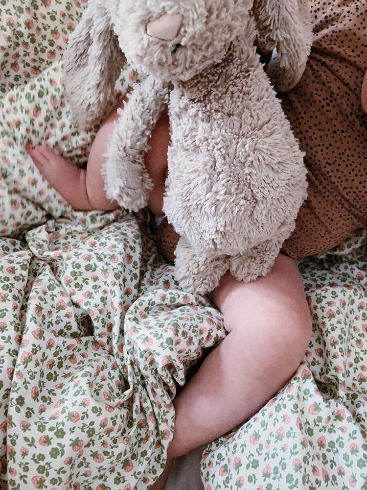 Ændring af <strong>babys søvnrutine</strong>: Slut med at vågne kl. 5 7