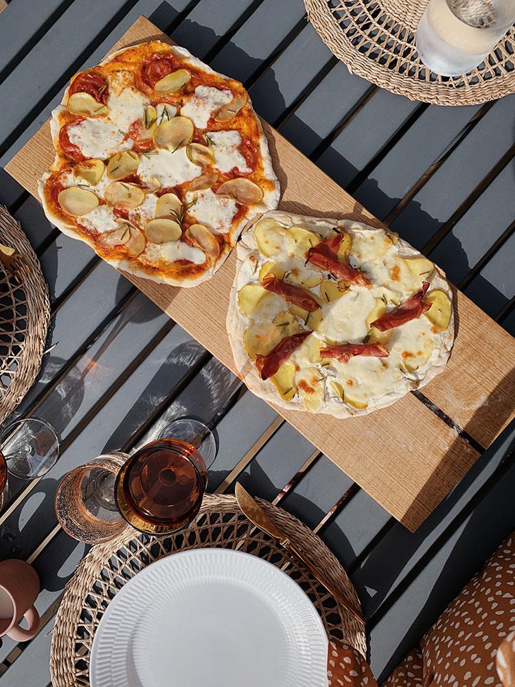 Pizza på grill - <strong>Opskrifter på pizza</strong> og tilbehør 11