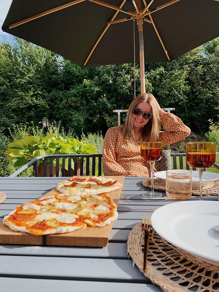 Pizza på grill - <strong>Opskrifter på pizza</strong> og tilbehør 9