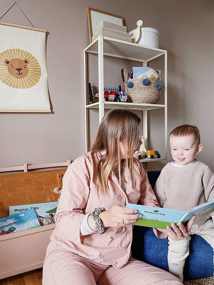 Personlige børnebøger: <strong>Min Bedste Bog</strong> 16