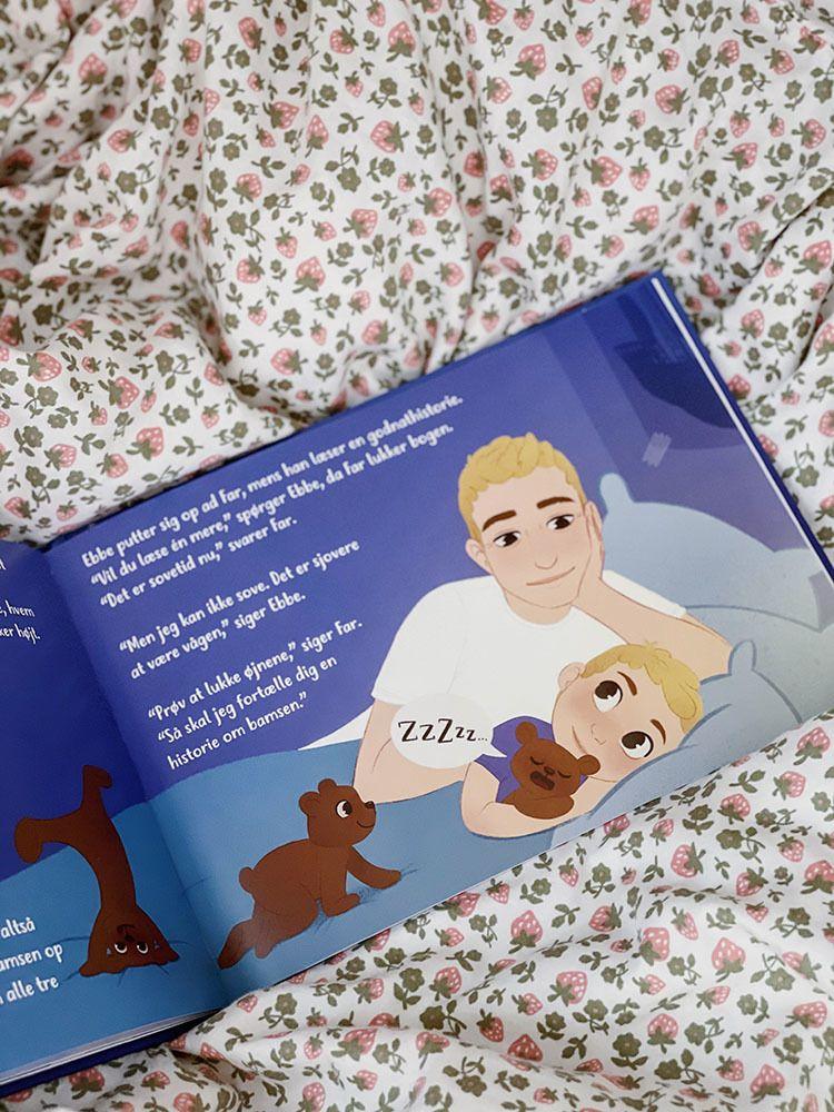 Personlige børnebøger: <strong>Min Bedste Bog</strong> 8