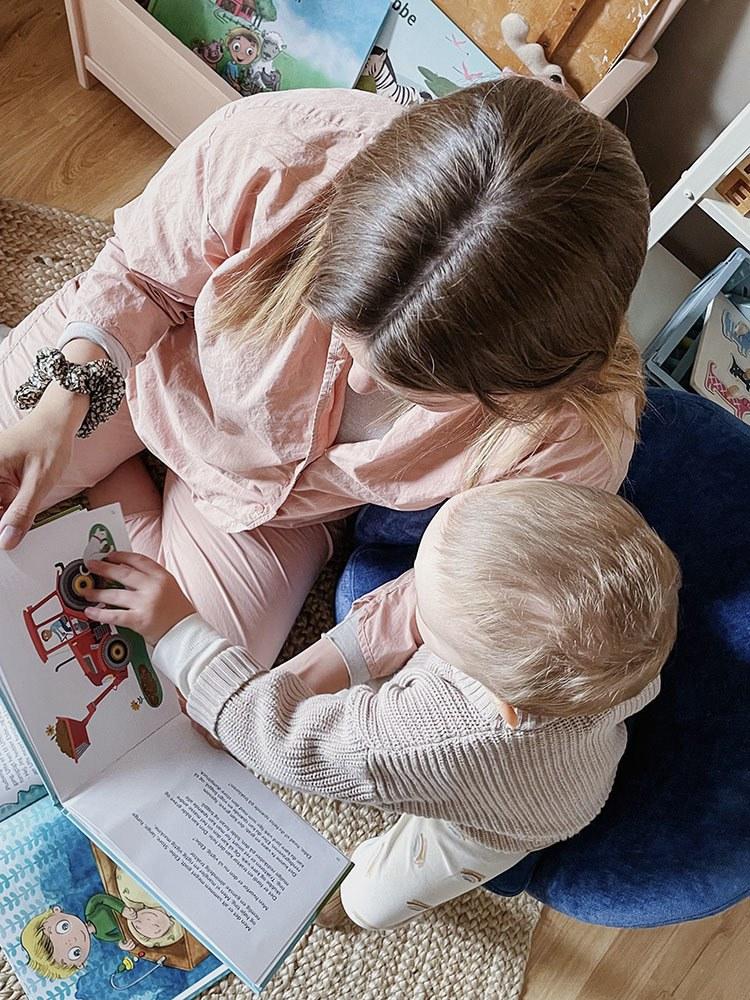 Personlige børnebøger: <strong>Min Bedste Bog</strong> 10