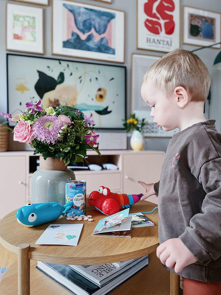 <strong>Little Unbox</strong> - Babypakker på abonnement til de 0-2 årige 2