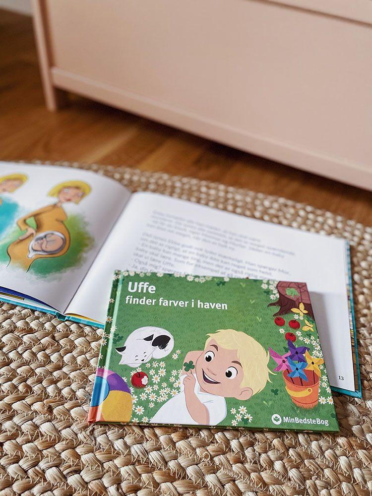 Personlige børnebøger: <strong>Min Bedste Bog</strong> 12