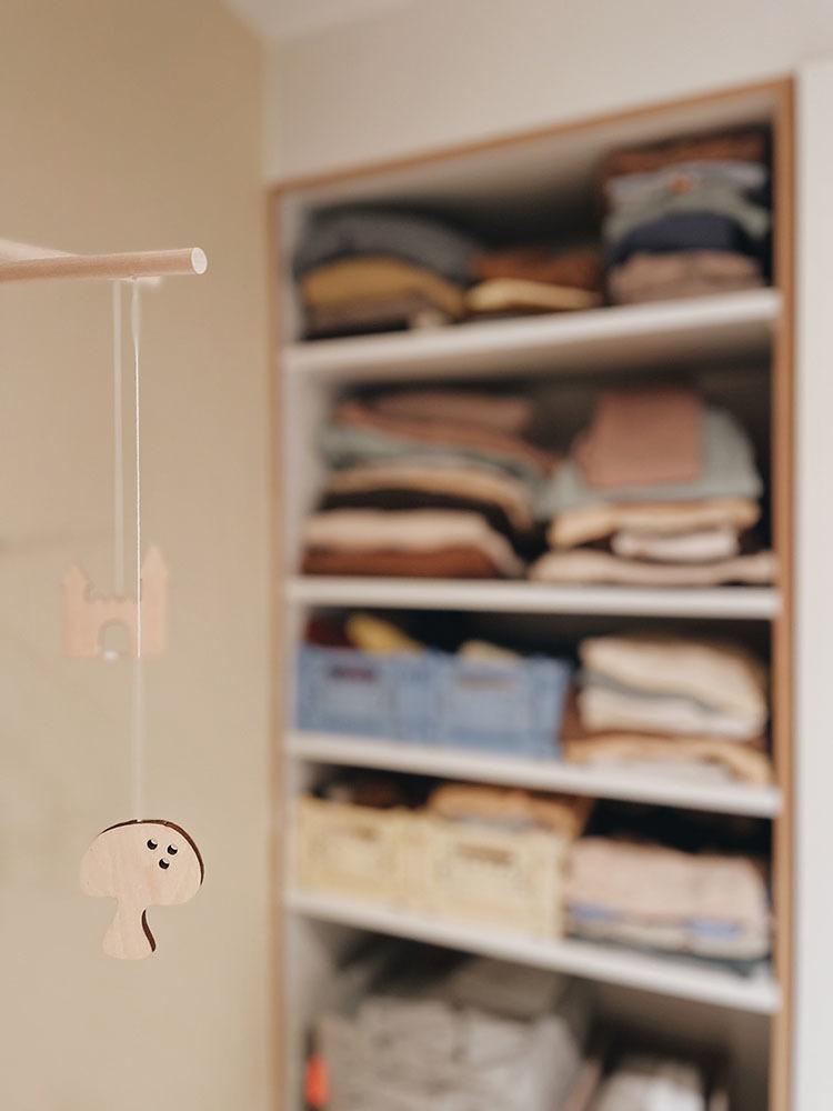 Drenge garderoben