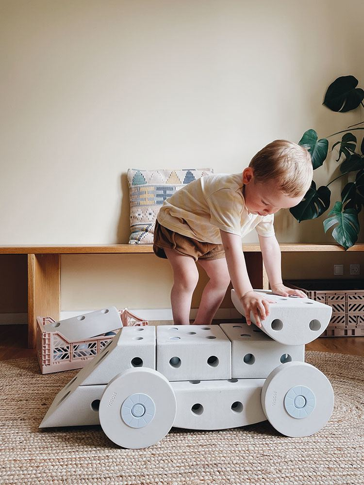 Legetøj til aktiv leg